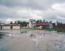 Flyvepladsen i Inirida 1991