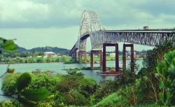 Broen over Panamakanalen