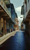 Parti fra den gamle del af Panama City