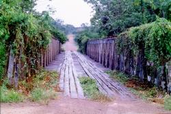 Bro på vejen mod Coppenagge