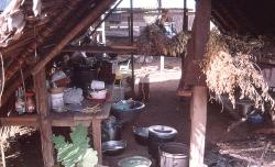 Djomongo køkkenet