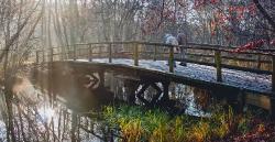 Caroline Mathildes bro over Mølleåen