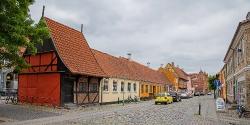 Kirkestræde i Køge