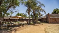 Parti fra Zebra Lodge Sydafrika