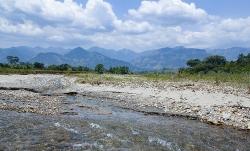 Rio Guayas Colombia
