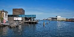 Skuespilhuset og Operaen i København
