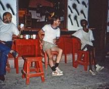 Den lokale bar