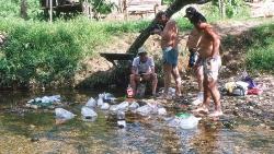 Rio Pepe vi ser på dagens fangst