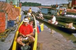 Vi er klar i Canoen 1993