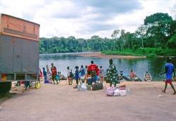 Billeder fra Surinam  Copyright F. Ingemann Hansen
